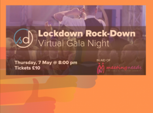 Good News Alert: SongDivision is proud to present the LOCKDOWN ROCK-DOWN in aid of Meeting Needs